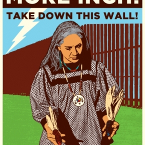 Support Lipan Apache LandDefenders