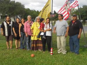 Lipan Apache Band of Texas and Allies