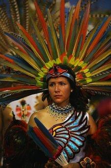 Monica Villareal (Mexica/Aztec Danzante)